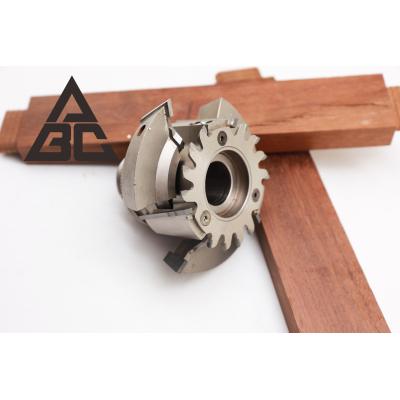 调整式榫刀头(钢体)+锯片