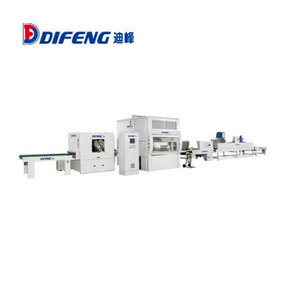 迪峰机械-往复式自动喷漆生产线(修色)喷漆生产线