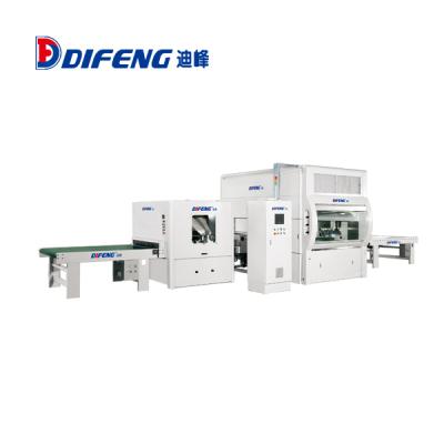 迪峰机械-往复式自动喷漆生产线(水性)喷漆生产线