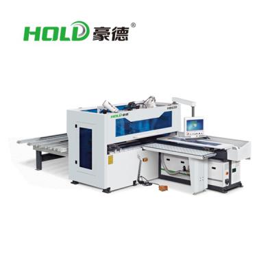 豪德数控—HB62D数控钻孔机(双钻包六面钻)