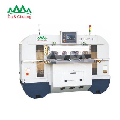 达创机械—CNC-2200C榫头加工中心