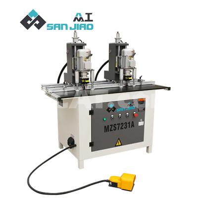 众工机械-MZS7231A双头铰链机