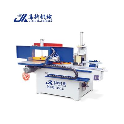 集新机械   半自动涂胶梳齿开榫机  MXB-3515