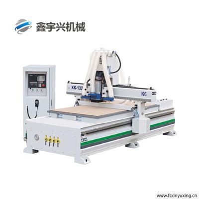 鑫宇兴机械  数控开料机K6 双主轴+钻包