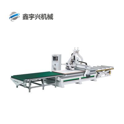 鑫宇兴机械 k8 数控开料机(加工中心12刀库)