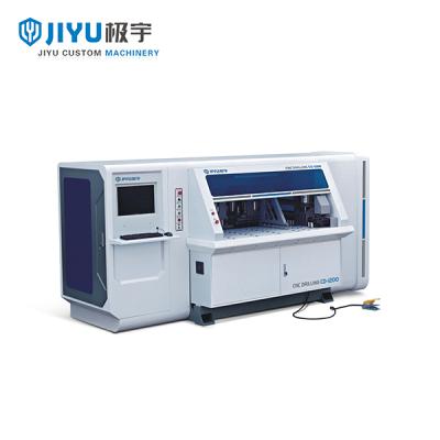 极宇机械-CD-1200数控五面钻