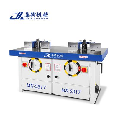 集新机械  立式双轴木工铣床  MX-5317