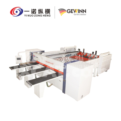 YINUO ZONGHENG Machinery-Back Feeding Computer Saw Machine YNZH330【Sales Promotion】
