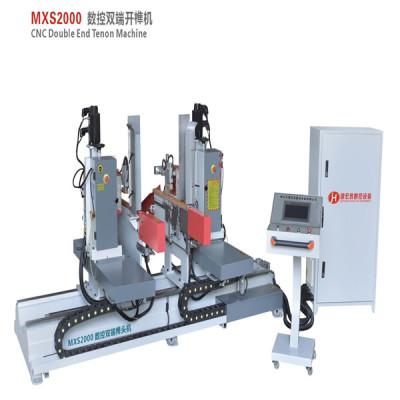 捷宏昌机械-MXS2000B数控双端榫头机