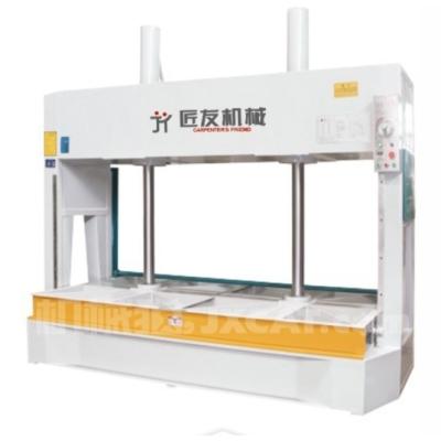 匠友机械-3米x1.5米80吨冷压机