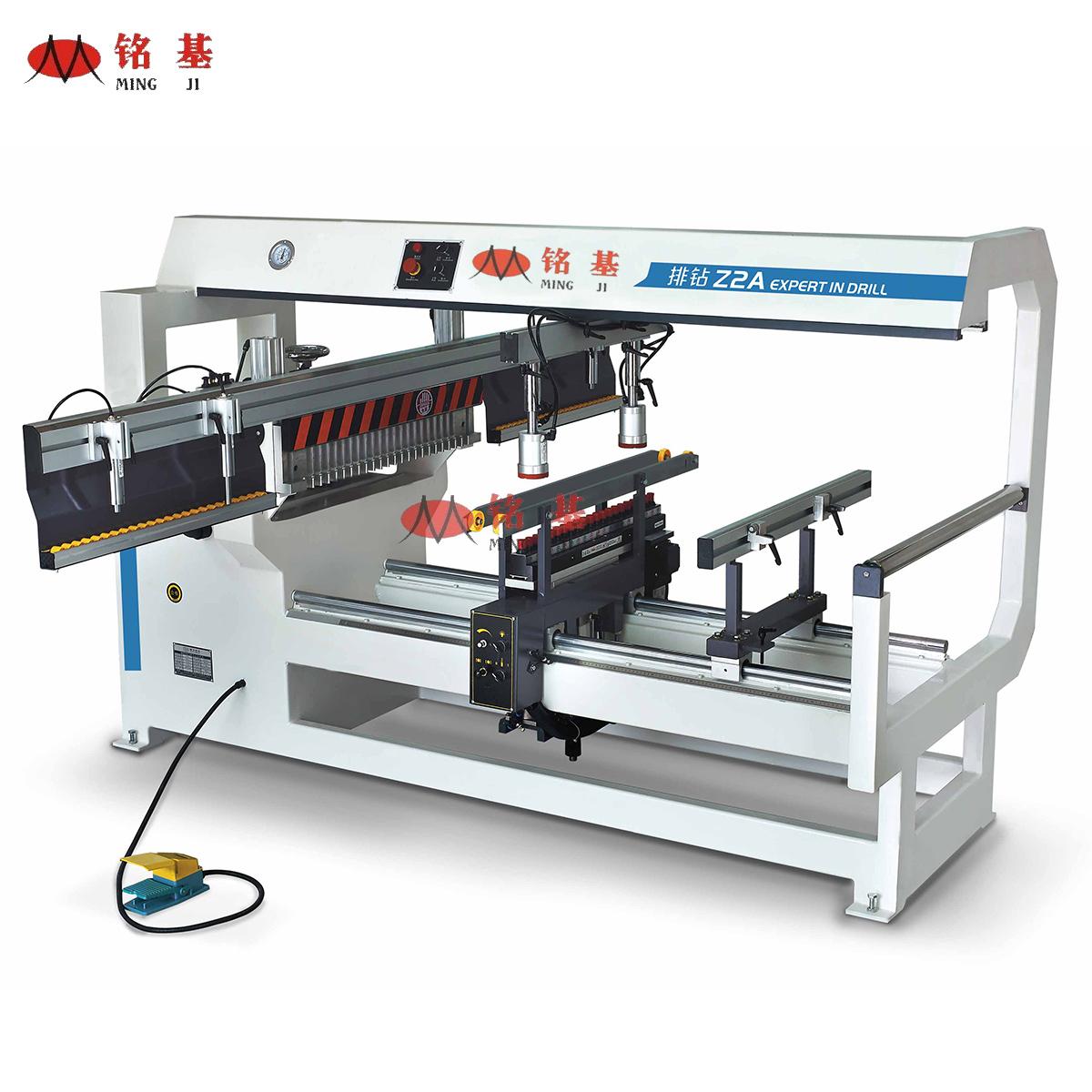 铭基机械-MZB73212C木工二排钻