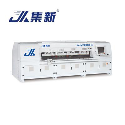 集新机械- JX-MT-2500-4/5门梃加工中心