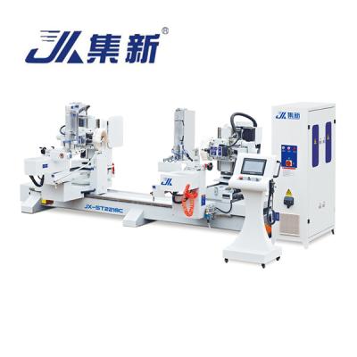 集新机械-JX—ST-2218C 双端数控榫头机