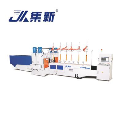 集新机械-JX-FX2000(四轴)数控双边铣