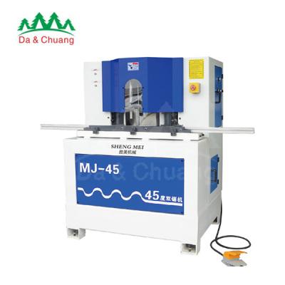 达创机械—MJ-45 45度双锯机