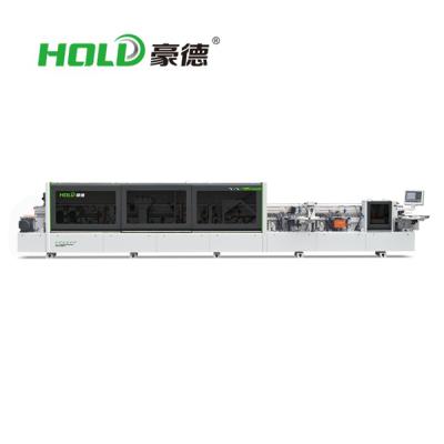 豪德数控-HD69系列 全自动高速封边机(铝蜂窝封边机)