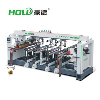 豪德数控-HB8042 木工钻床(自动送料多排钻)