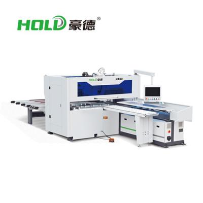 豪德数控——HB62数控钻孔机(六面钻)
