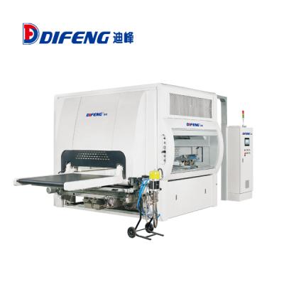 迪峰机械-H7413往复式高效喷漆机