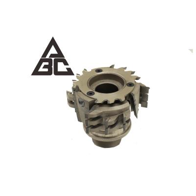 焊接式调整榫刀头(钢体)