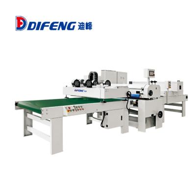 迪峰机械-智能辊涂生产线