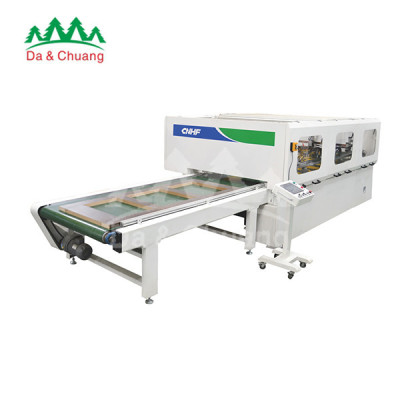 达创机械—CGZZ 2500x1000连续式高频组装机(快速高效)