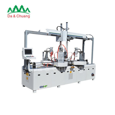 达创机械—GCZK2800x800L 高频精密组框机