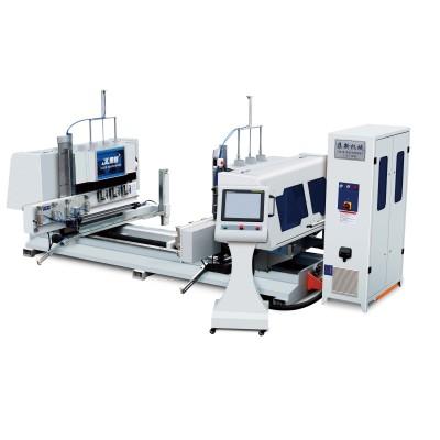 集新机械 JX-ST-2215双端数控六轴榫头机
